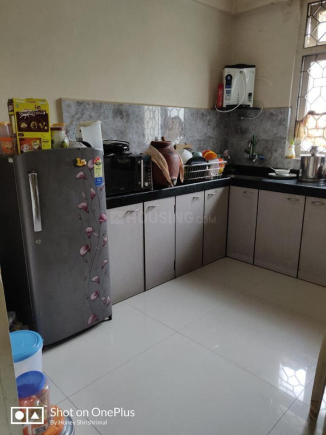Kitchen Image of 700 Sq.ft 1 BHK Apartment for rent in Santacruz East for 45000