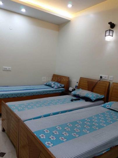 आंध्रा पीजी इन सेक्टर 17 के बेडरूम की तस्वीर