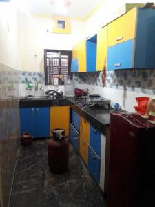 Kitchen Image of Lakshay PG in Vasundhara