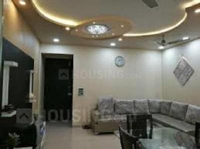 Gallery Cover Image of 1010 Sq.ft 2 BHK Apartment for rent in Kharghar for 25000