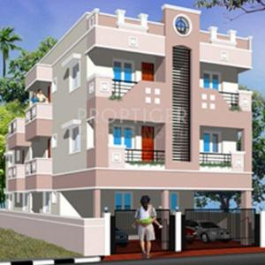 Gallery Cover Image of 1035 Sq.ft 2 BHK Independent Floor for buy in Sri Vishal, Madhanandapuram for 4600000