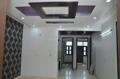 Gallery Cover Image of 800 Sq.ft 3 BHK Independent Floor for buy in Matiala for 3500000