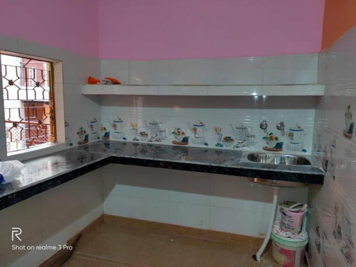 Kitchen Image of 450 Sq.ft 1 BHK Independent House for rent in Bhalswa for 8000