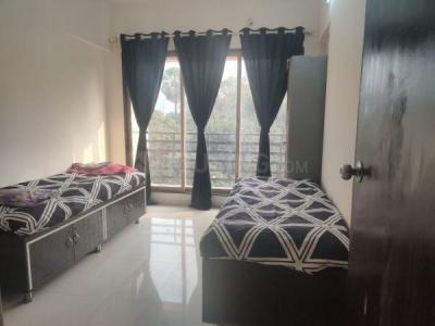 Bedroom Image of Ashish Paying Guest Services in Kandivali East