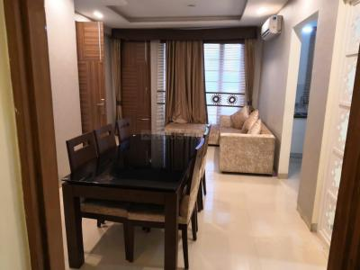 Gallery Cover Image of 910 Sq.ft 2 BHK Independent Floor for buy in Ubber Palm Meadows, Khanpur for 2090000