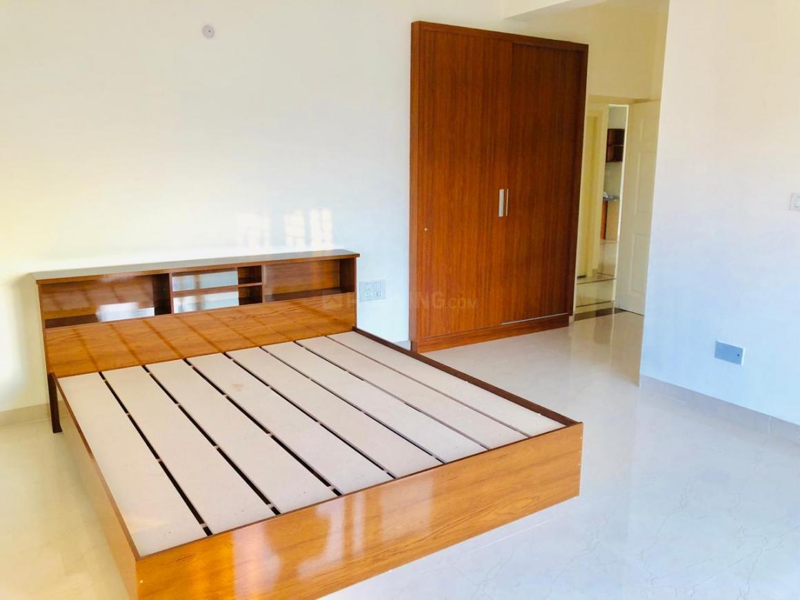 Bedroom Image of 1852 Sq.ft 3 BHK Apartment for rent in Yeshwanthpur for 48000