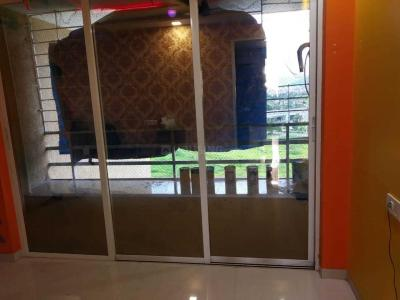 Gallery Cover Image of 1200 Sq.ft 2 BHK Apartment for rent in Geomatrix Geomatrix Silver Crest, Greater Khanda for 22000