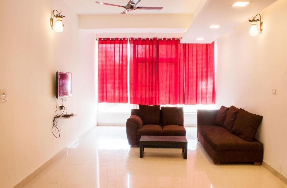Living Room Image of PG 4642801 Koramangala in Koramangala