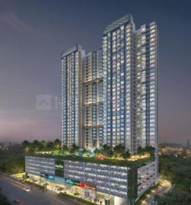 Gallery Cover Image of 1606 Sq.ft 3 BHK Apartment for buy in Wadhwa TW Gardens, Kandivali East for 24200000