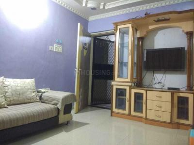 Gallery Cover Image of 750 Sq.ft 1 BHK Apartment for rent in Dhanori for 14000