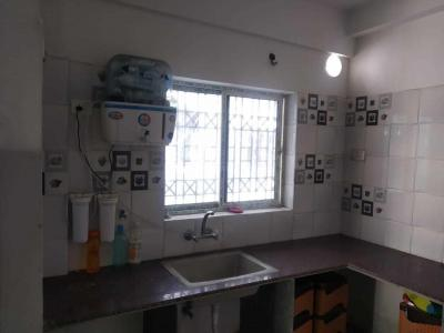 Kitchen Image of Shelter Living PG in New Town