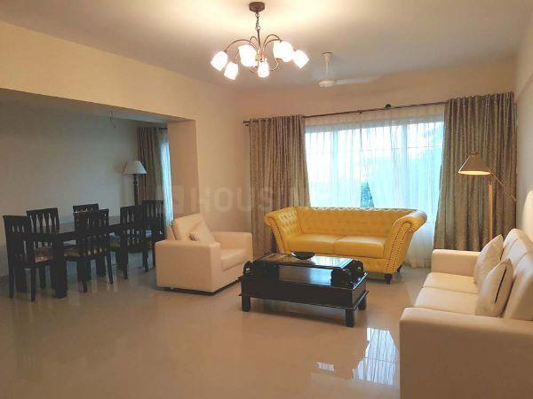 Living Room Image of 2500 Sq.ft 4 BHK Apartment for buy in Altinho for 18500000