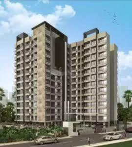 Gallery Cover Image of 1050 Sq.ft 2 BHK Apartment for buy in RNA NG N G Valencia Phase II, Mira Road East for 8925000