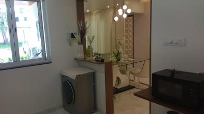 Hall Image of 897 Sq.ft 2 BHK Apartment for buy in VTP Hi Life Phase 2, Thergaon for 6219000
