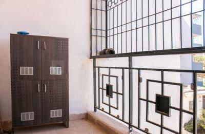 Balcony Image of 2 Bhk In Isha Mistry Green in Chansandra
