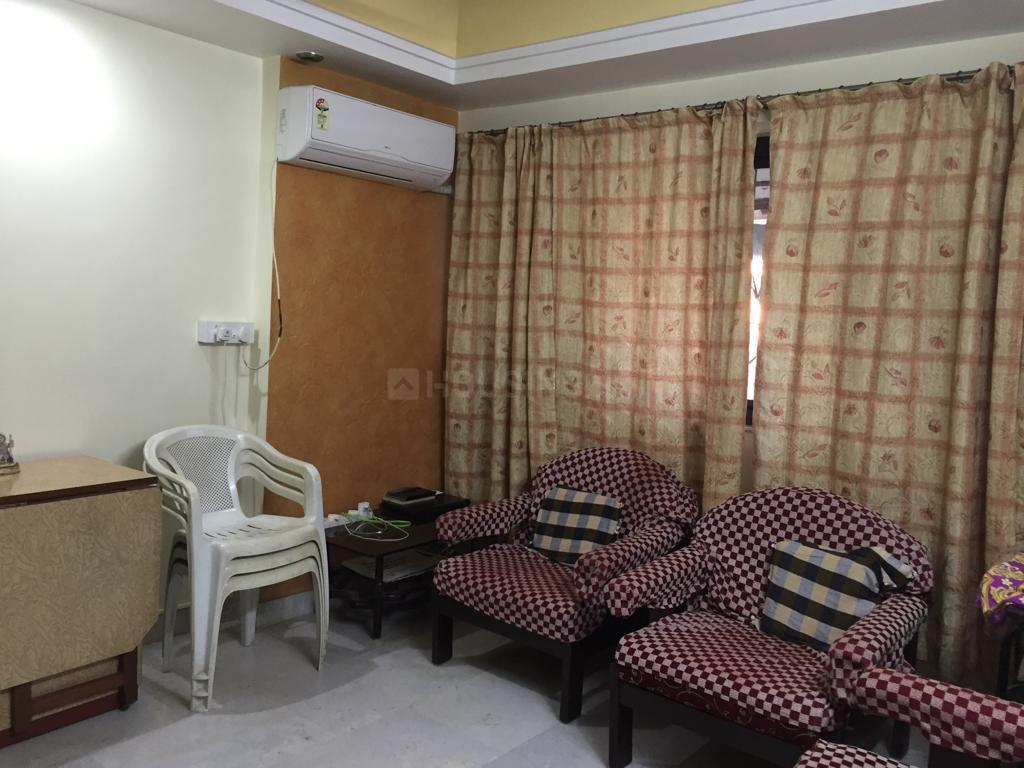 Living Room Image of 475 Sq.ft 1 BHK Apartment for rent in Andheri East for 30000