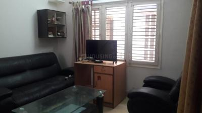 Gallery Cover Image of 1300 Sq.ft 2 BHK Independent Floor for rent in Kasturi Nagar for 24000