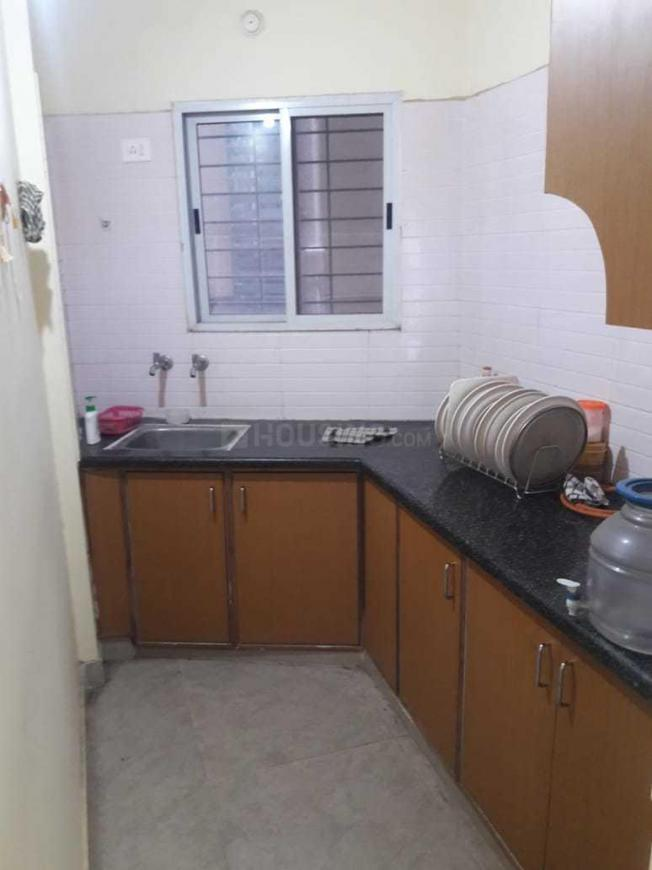 Kitchen Image of 1000 Sq.ft 2 BHK Independent House for rent in New Thippasandra for 20000