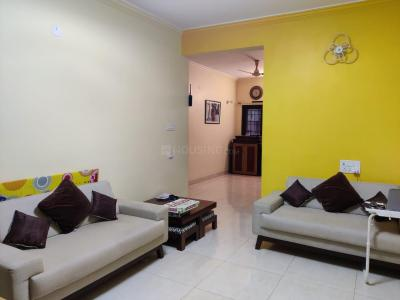 Gallery Cover Image of 1200 Sq.ft 2 BHK Apartment for buy in Kaggadasapura for 5200000