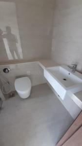 Bathroom Image of 1250 Sq.ft 2 BHK Apartment for rent in Sheth Auris Serenity Tower 1, Malad West for 53000