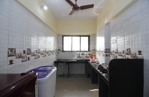 Kitchen Image of Seema Khadye's Nest in Malad West