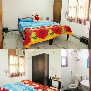 Bedroom Image of Noida Home Stay in Sector 61
