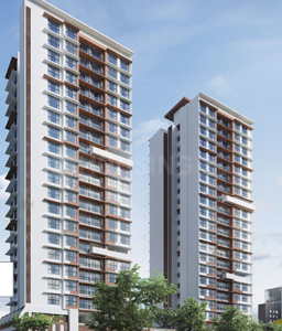Gallery Cover Image of 1235 Sq.ft 3 BHK Apartment for buy in Goregaon West for 22800000