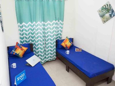 Bedroom Image of Zolo Habitat in Gandhi Nagar