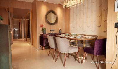 Gallery Cover Image of 1566 Sq.ft 4 BHK Apartment for buy in Adani Western Heights, Andheri West for 49500000