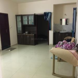 Gallery Cover Image of 1492 Sq.ft 3 BHK Apartment for rent in Nallagandla for 25000