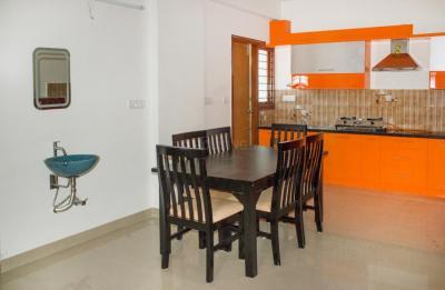 Dining Room Image of 301-silkeen Apartment in Bilekahalli