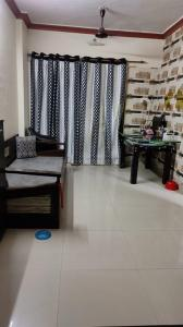Gallery Cover Image of 600 Sq.ft 1 BHK Apartment for rent in Aakash Nidhi, Mira Road East for 13500