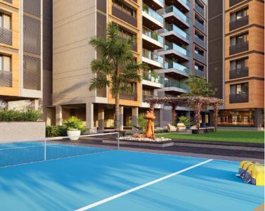 Playing Area Image of 1890 Sq.ft 3 BHK Apartment for buy in Skylon, Chanakyapuri for 8820000