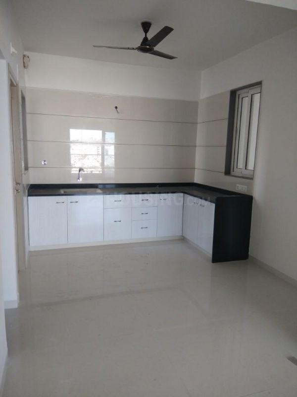 Kitchen Image of 2640 Sq.ft 4 BHK Apartment for rent in Thaltej for 40000