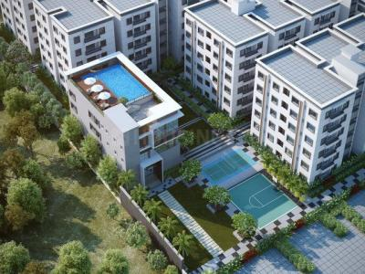 Gallery Cover Image of 1193 Sq.ft 2 BHK Apartment for buy in Miyapur for 5700000