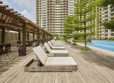 Gallery Cover Image of 928 Sq.ft 2 BHK Apartment for buy in Sheth Vasant Oasis, Andheri East for 17200000