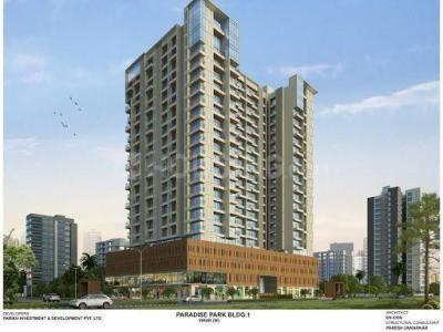 Gallery Cover Image of 1479 Sq.ft 3 BHK Apartment for buy in Parikh Paradise Grandeur, Virar West for 10000000