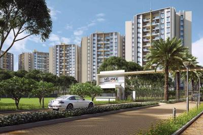Gallery Cover Image of 1023 Sq.ft 2 BHK Apartment for buy in Hinjewadi for 6100000