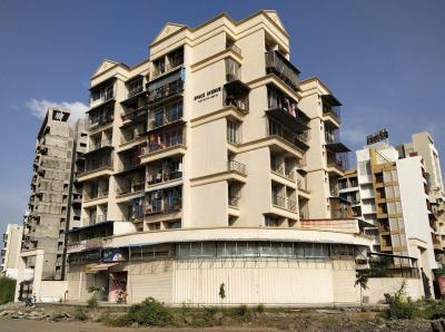 Gallery Cover Image of 685 Sq.ft 1 BHK Apartment for rent in Ulwe for 7000
