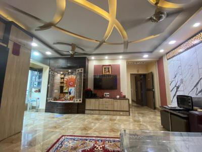 Gallery Cover Image of 1258 Sq.ft 3 BHK Apartment for buy in Goldwin Ganpati Umang, Hridaypur for 4100000