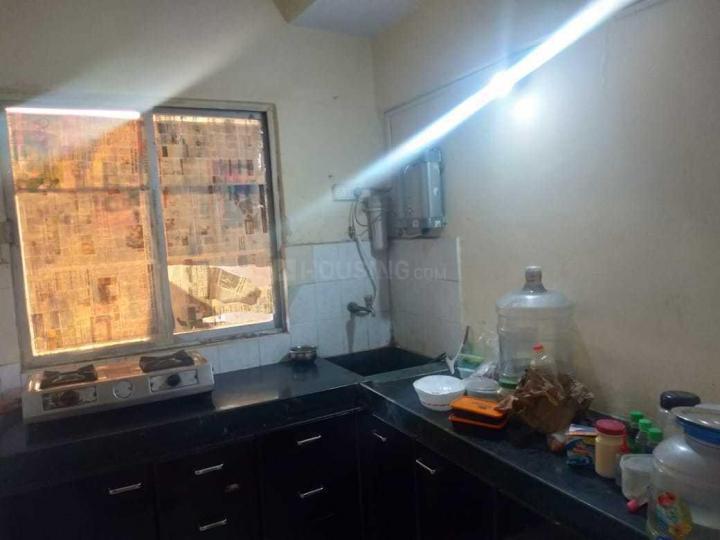 Kitchen Image of Sonu PG in Kopar Khairane