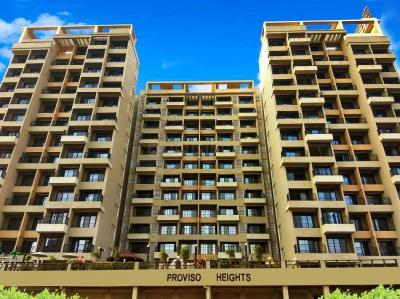 Gallery Cover Image of 1650 Sq.ft 3 BHK Apartment for rent in Ulwe for 15000