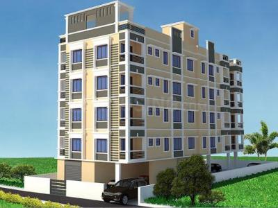 Gallery Cover Image of 880 Sq.ft 2 BHK Apartment for buy in Sun Debargho, Salt Lake City for 3960000
