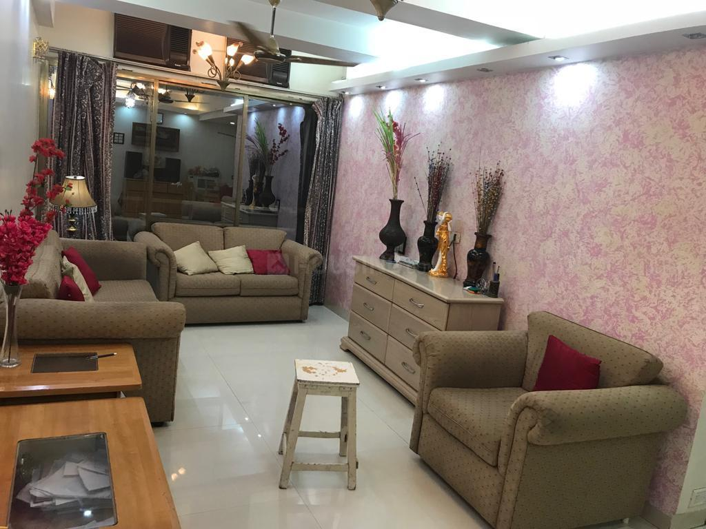Living Room Image of 1100 Sq.ft 2 BHK Apartment for rent in Kalyan West for 21000