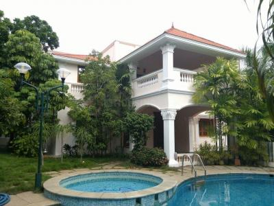 Gallery Cover Image of 5500 Sq.ft 5 BHK Independent House for rent in Kotivakkam for 150000