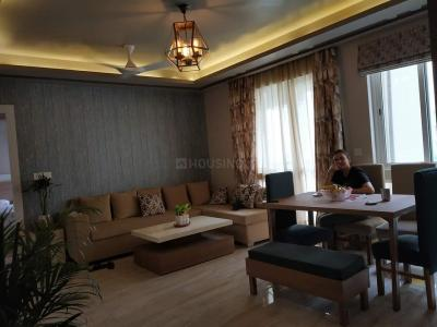 Gallery Cover Image of 4700 Sq.ft 4 BHK Apartment for rent in Sector 128 for 125000