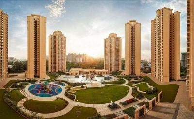 Gallery Cover Image of 1620 Sq.ft 3 BHK Apartment for buy in One Hiranandani Park, Thane West for 29300000