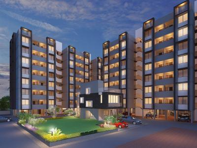 Gallery Cover Image of 684 Sq.ft 1 RK Apartment for buy in GIDC Naroda for 1330000