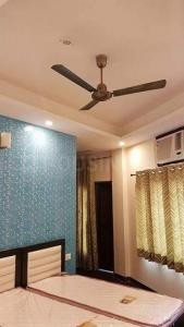 Bedroom Image of Paying Guest Accommodation For Working Professional Girls In Sushant Loc Phase 1 in Sushant Lok I