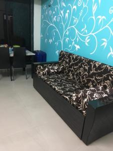 Gallery Cover Image of 550 Sq.ft 1 BHK Apartment for rent in Seawoods for 21000